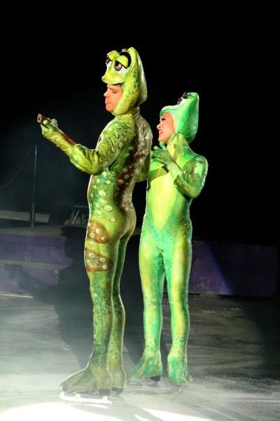Frogs ~ ut oh