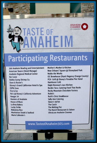 Taste of Anaheim