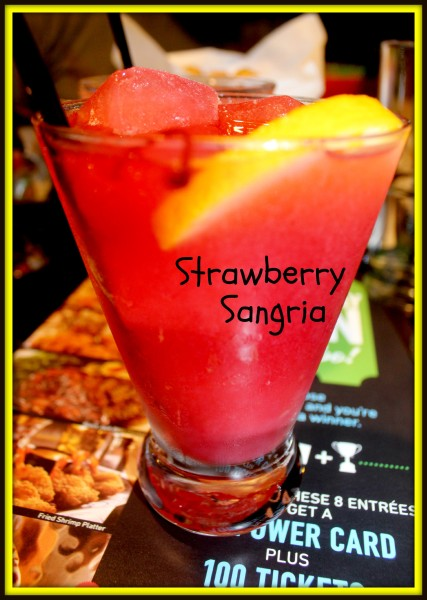 strawberrysangria