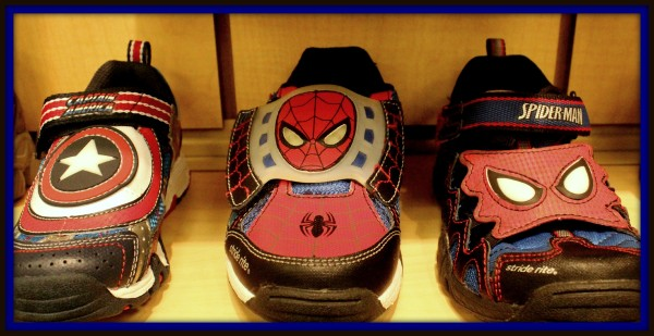 spidermanshoes