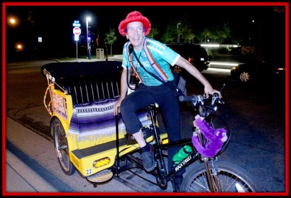 Minneapolis Bike Trolley