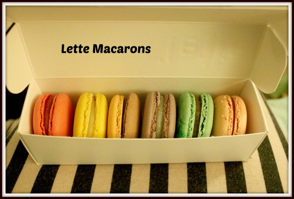 Lette Macarons