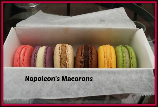 Napoleons Macarons
