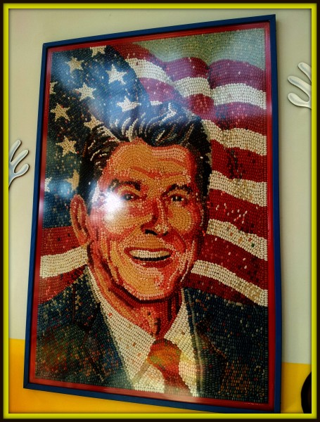 Ronald Reagan Jelly Belly Mural - ronaldreagon-455x600