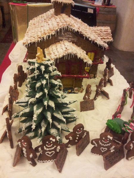 Deerfield Ranch Gingerbread House