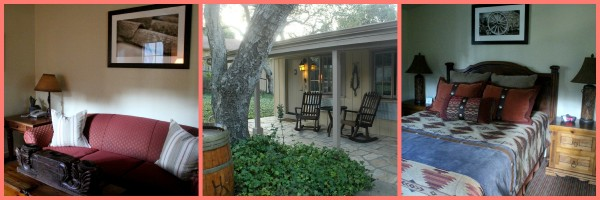 Holman Ranch Rooms