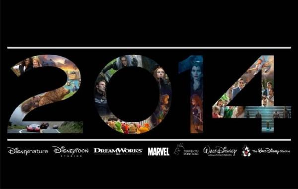 2014 Disney Movie Slate