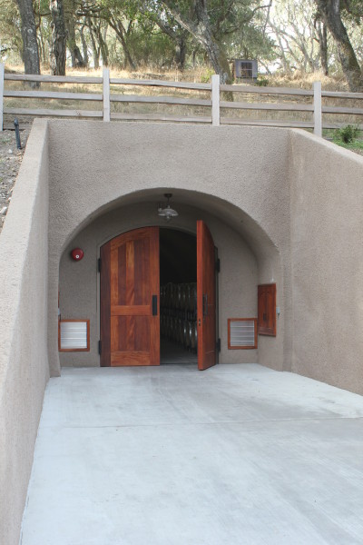 Holman Ranch Wine Caves