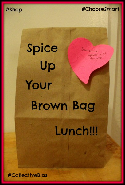 Brown Bag Lunch #Shop #choosesmart