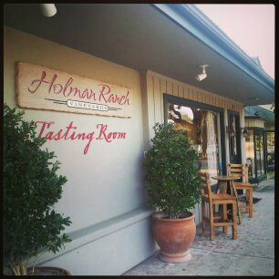 Holman Ranch Tasting Room