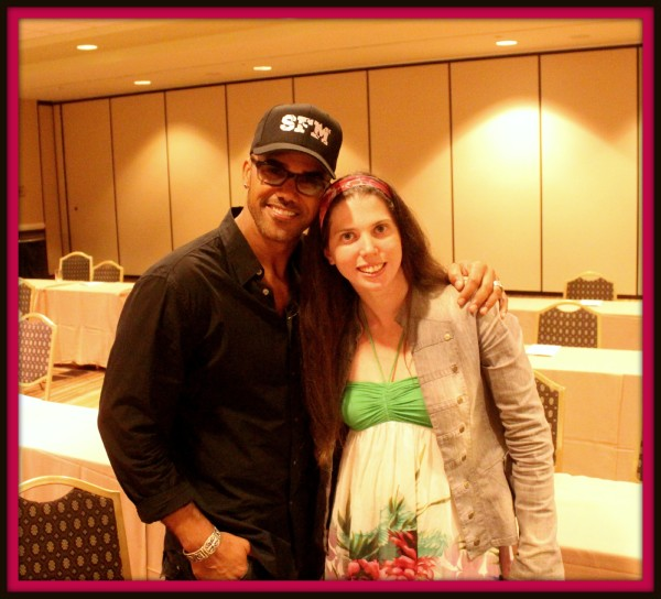 Shemar Moore and Me