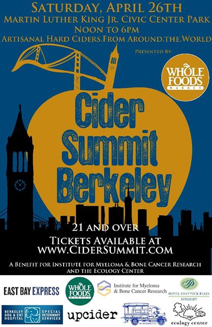 Cider Summit Berkeley