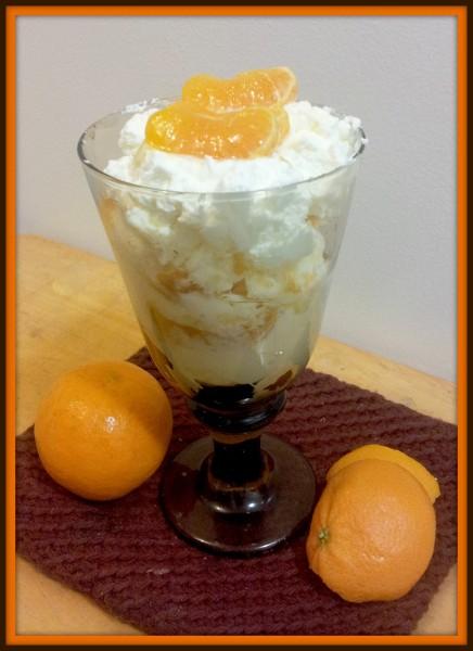 Pixie Tangerine Trifle