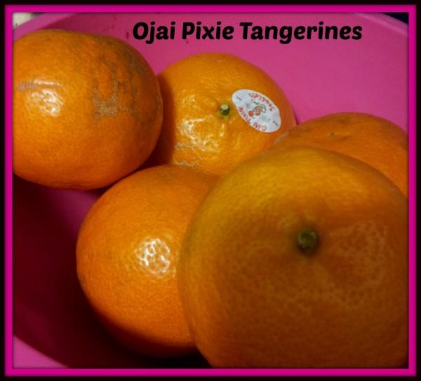 Pixie Tangerines