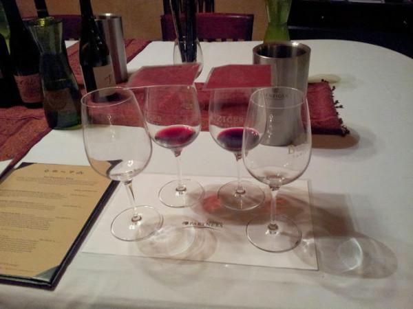 Wine Cave Tasting