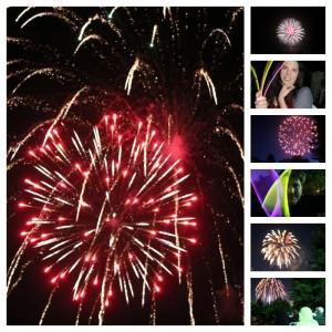 Sonoma Fireworks