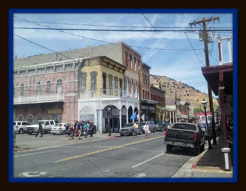 virginia city downtown, Head Back in Time to America's West via the V&T Railroad, Carson City Nevada