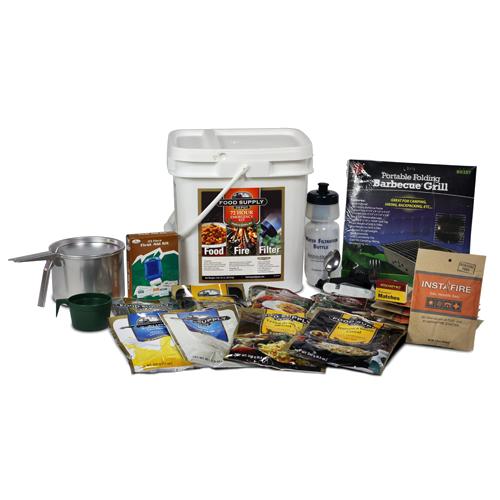 Food-Fire-Filter-Survival-Kit