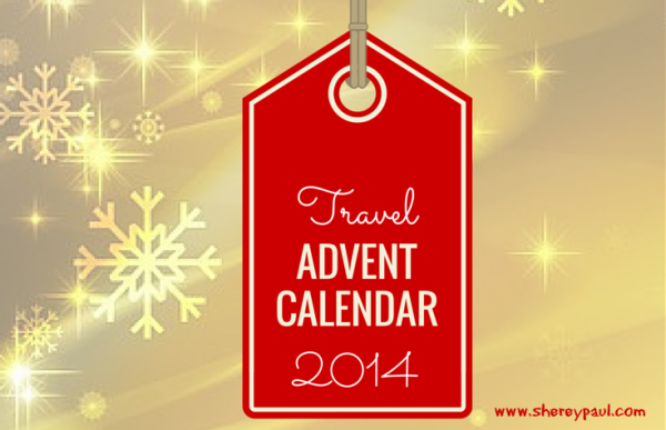 travel advent calendar 2014