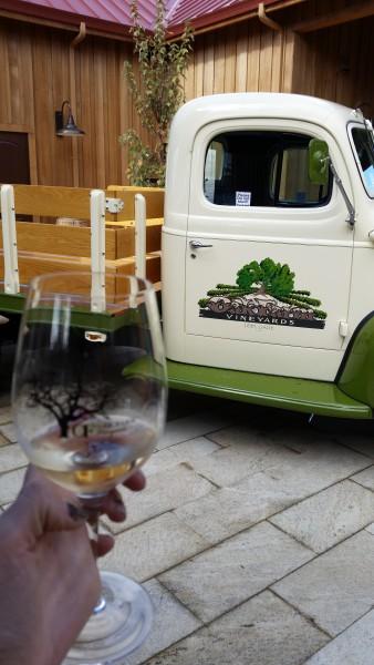 Oak Farm Truck