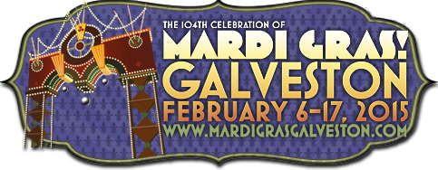 Galveston, Texas Mardi Gras