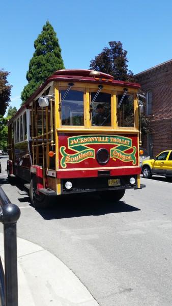 Jacksonville-Trolley