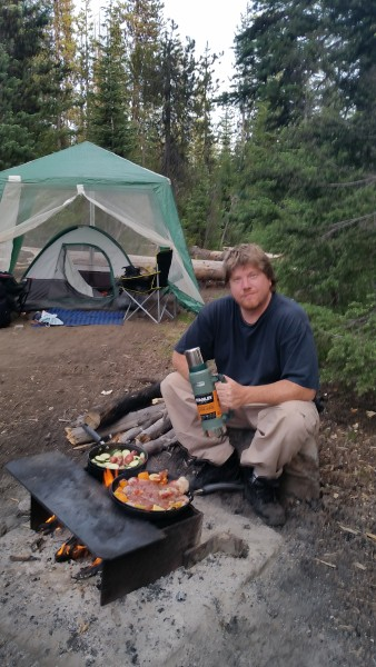 Mazama-Campground