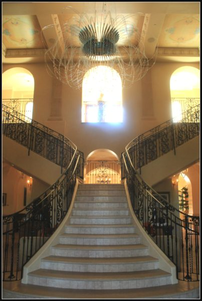 Staircase-at-Allegretto-vineyard-resort