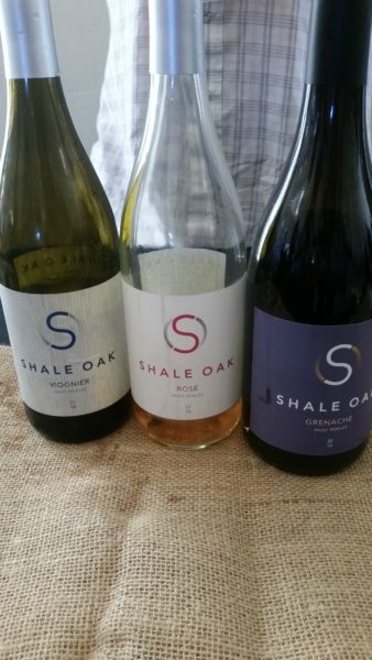 Shale-Oak